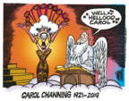 Cartoonist Mike Peters  Mike Peters' Editorial Cartoons 2019-01-16 remembrance