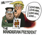 Cartoonist Mike Peters  Mike Peters' Editorial Cartoons 2019-02-28 program