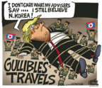 Cartoonist Mike Peters  Mike Peters' Editorial Cartoons 2019-05-14 state