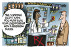 Cartoonist Mike Peters  Mike Peters' Editorial Cartoons 2019-05-29 health