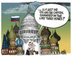 Cartoonist Mike Peters  Mike Peters' Editorial Cartoons 2019-08-29 international
