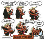 Cartoonist Mike Peters  Mike Peters' Editorial Cartoons 2019-11-08 international