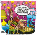 Cartoonist Mike Peters  Mike Peters' Editorial Cartoons 2019-11-14 editorial