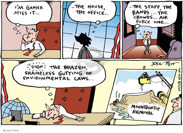 Joel Pett  Joel Pett's Editorial Cartoons 2008-12-07 staff