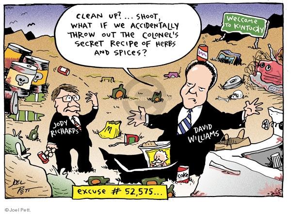 Joel Pett  Joel Pett's Editorial Cartoons 2001-02-04 clean