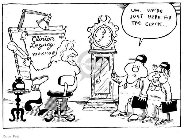 Joel Pett  Joel Pett's Editorial Cartoons 2001-02-07 fact