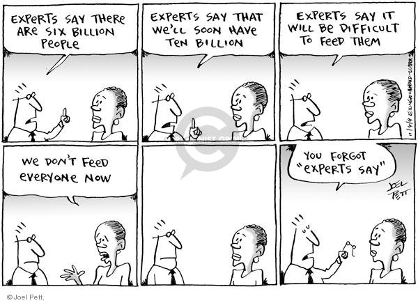 Joel Pett  Joel Pett's Editorial Cartoons 2009-11-04 supply