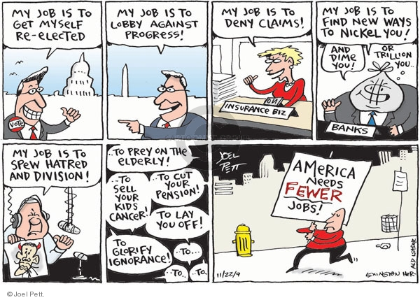 Joel Pett  Joel Pett's Editorial Cartoons 2009-11-22 cancer