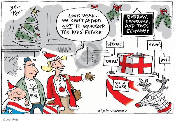 Joel Pett  Joel Pett's Editorial Cartoons 2009-11-30 credit