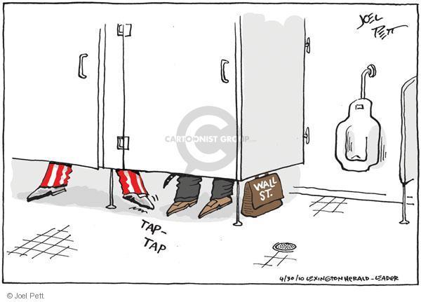 Joel Pett  Joel Pett's Editorial Cartoons 2010-04-30 tap