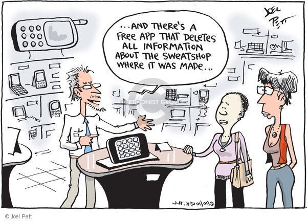 Joel Pett  Joel Pett's Editorial Cartoons 2010-06-10 civil liberty
