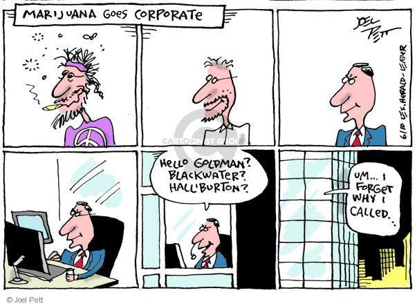 Joel Pett  Joel Pett's Editorial Cartoons 2010-06-17 effect