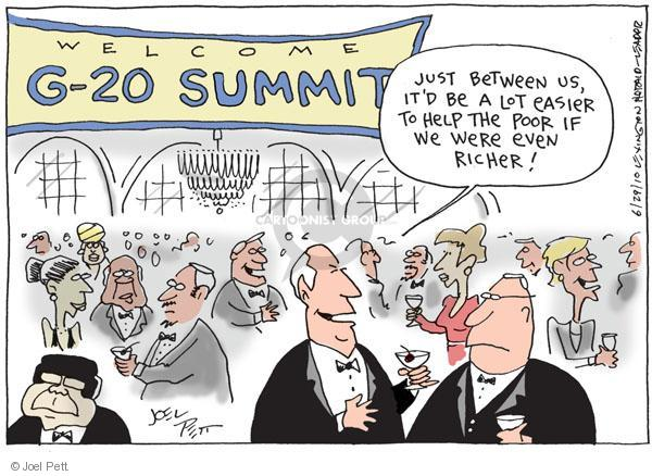 Joel Pett  Joel Pett's Editorial Cartoons 2010-06-29 financial aid