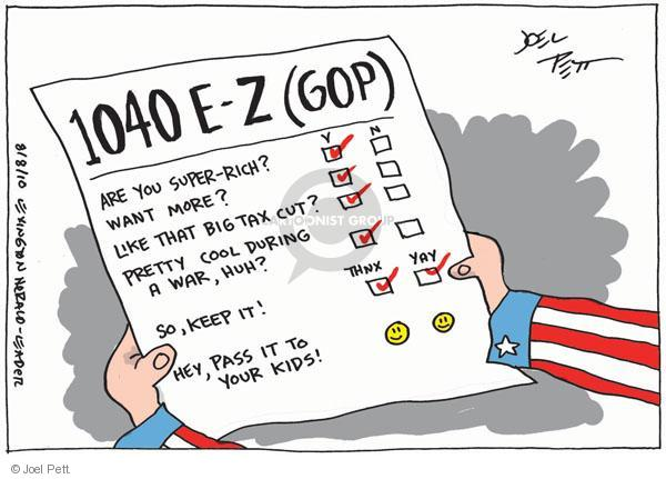 Cartoonist Joel Pett  Joel Pett's Editorial Cartoons 2010-08-08 face