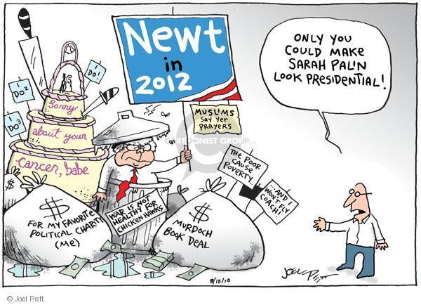 Joel Pett  Joel Pett's Editorial Cartoons 2010-08-18 2010