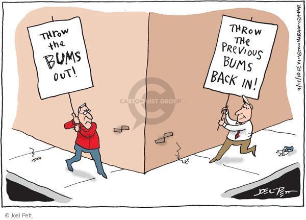 Joel Pett  Joel Pett's Editorial Cartoons 2010-09-17 2010