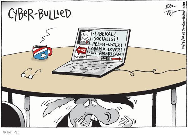 Joel Pett  Joel Pett's Editorial Cartoons 2010-10-14 2010 election