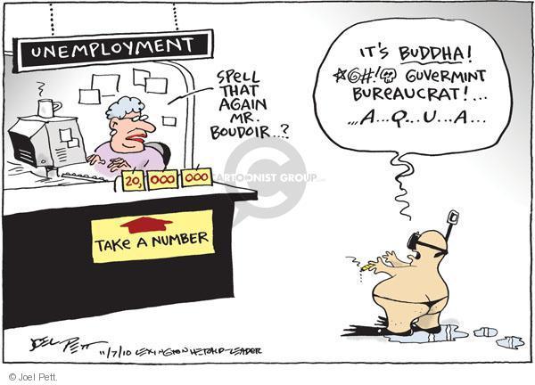 Cartoonist Joel Pett  Joel Pett's Editorial Cartoons 2010-11-07 senatorial