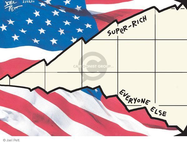 Joel Pett  Joel Pett's Editorial Cartoons 2011-02-25 income gap