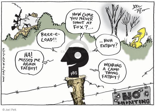 Cartoonist Joel Pett  Joel Pett's Editorial Cartoons 2011-03-11 big government