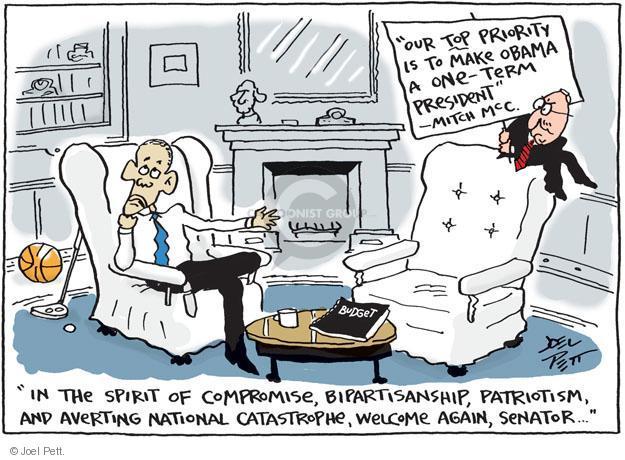 Joel Pett  Joel Pett's Editorial Cartoons 2011-06-28 leader