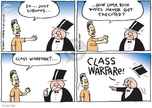 Joel Pett  Joel Pett's Editorial Cartoons 2011-09-23 punishment