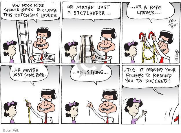 Joel Pett  Joel Pett's Editorial Cartoons 2011-11-01 leader