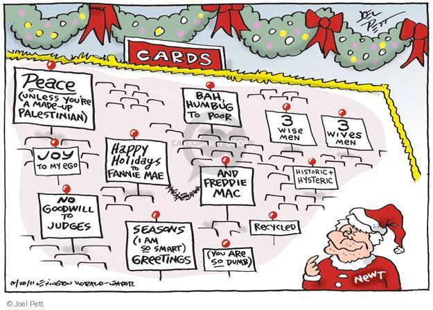 Joel Pett  Joel Pett's Editorial Cartoons 2011-12-20 3am
