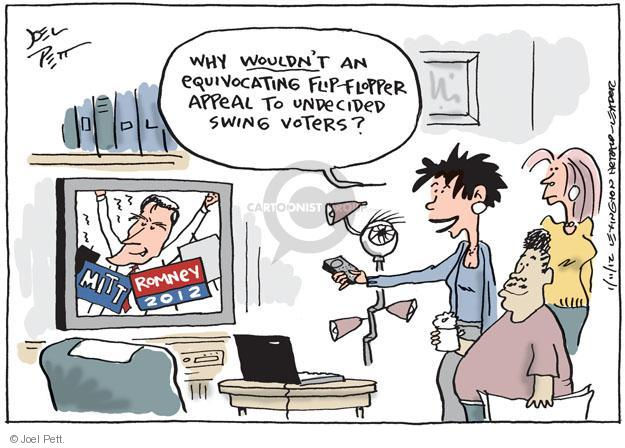 Joel Pett  Joel Pett's Editorial Cartoons 2012-01-11 change