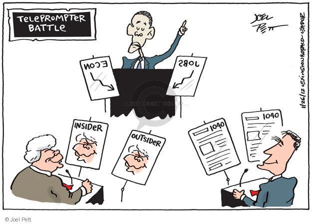 Joel Pett  Joel Pett's Editorial Cartoons 2012-01-26 state