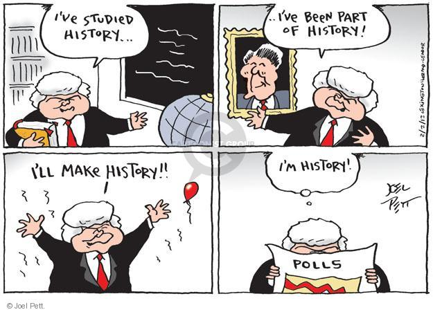 Joel Pett  Joel Pett's Editorial Cartoons 2012-02-02 2012 primary