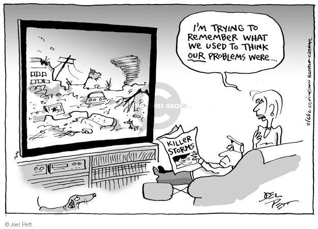 Cartoonist Joel Pett  Joel Pett's Editorial Cartoons 2012-03-06 killer