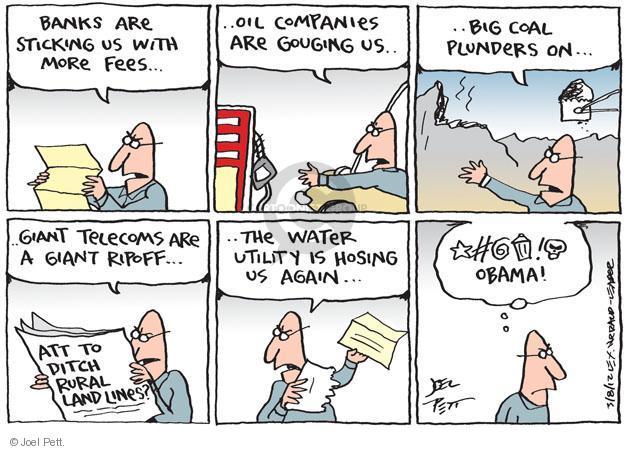 Joel Pett  Joel Pett's Editorial Cartoons 2012-03-08 telephone
