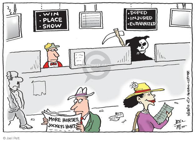 Joel Pett  Joel Pett's Editorial Cartoons 2012-03-28 win