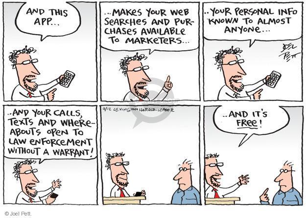 Joel Pett  Joel Pett's Editorial Cartoons 2012-04-04 free