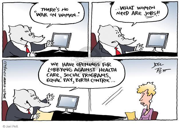 Joel Pett  Joel Pett's Editorial Cartoons 2012-05-31 birth