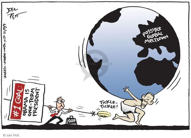 Cartoonist Joel Pett  Joel Pett's Editorial Cartoons 2012-06-06 leader