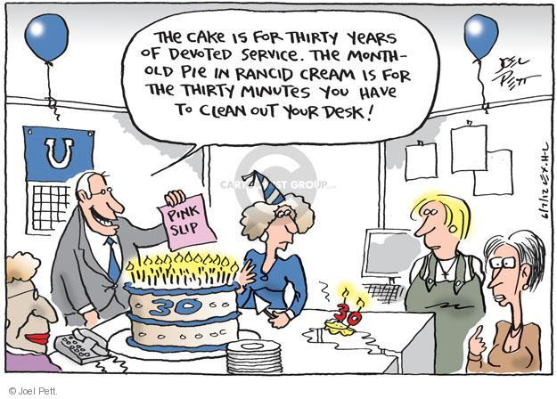 Joel Pett  Joel Pett's Editorial Cartoons 2012-06-07 employment work