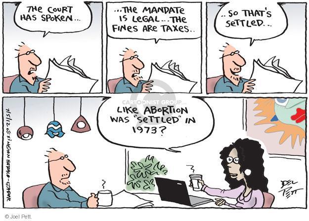 Joel Pett  Joel Pett's Editorial Cartoons 2012-07-05 1970s