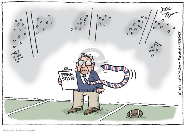 Cartoonist Joel Pett  Joel Pett's Editorial Cartoons 2012-07-13 leader