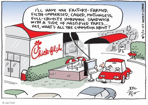Cartoonist Joel Pett  Joel Pett's Editorial Cartoons 2012-08-05 gay