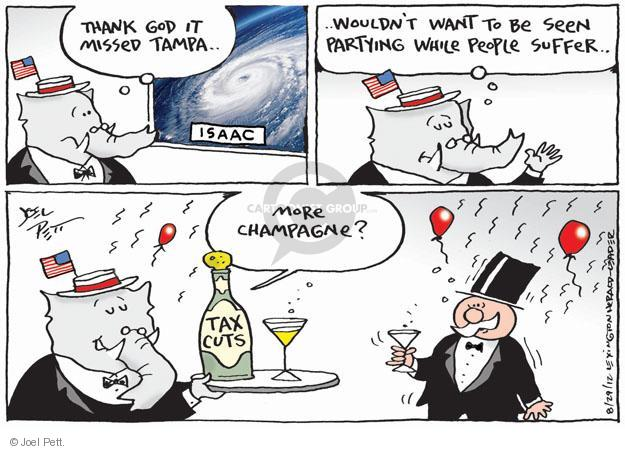 Cartoonist Joel Pett  Joel Pett's Editorial Cartoons 2012-08-29 God