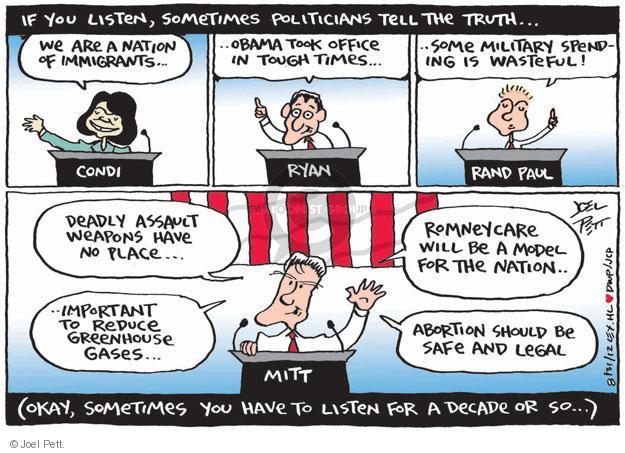 Joel Pett  Joel Pett's Editorial Cartoons 2012-08-31 2012