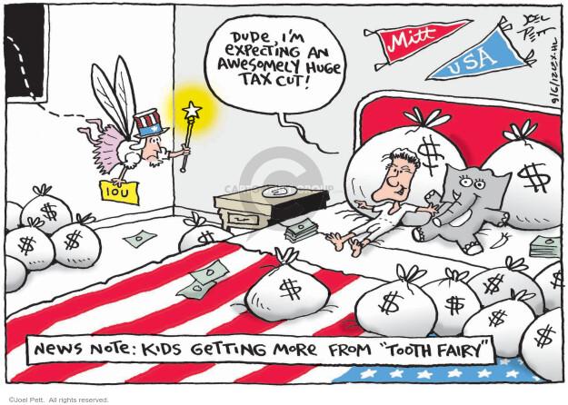 Joel Pett  Joel Pett's Editorial Cartoons 2012-09-06 2012
