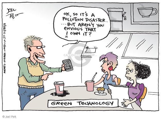 Joel Pett  Joel Pett's Editorial Cartoons 2012-09-26 telephone