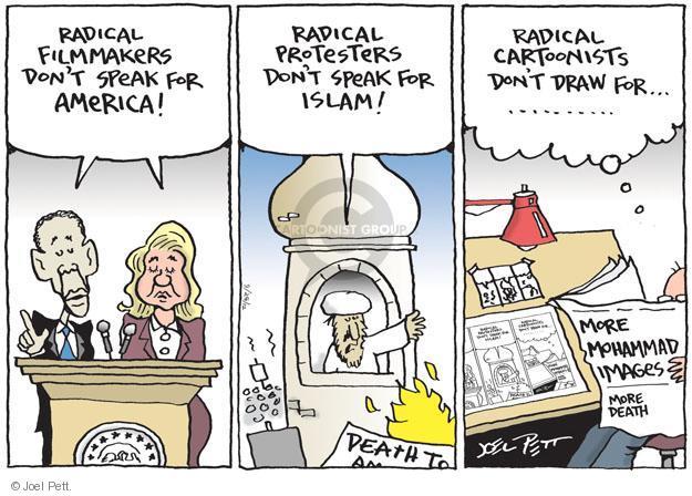 Joel Pett  Joel Pett's Editorial Cartoons 2012-09-25 cartoonist