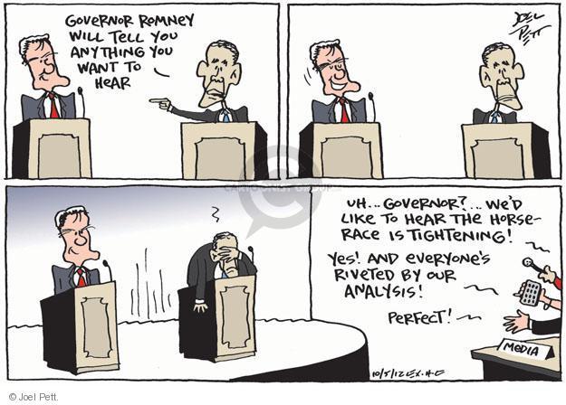 Joel Pett  Joel Pett's Editorial Cartoons 2012-10-05 hear