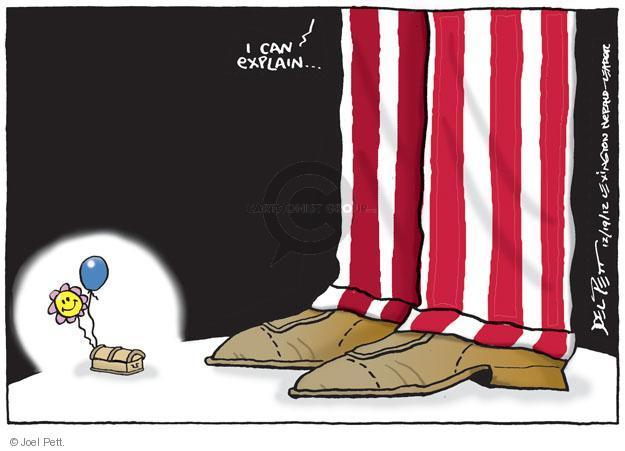 Cartoonist Joel Pett  Joel Pett's Editorial Cartoons 2012-12-19 school shooting