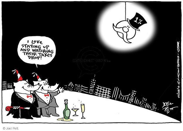 Joel Pett  Joel Pett's Editorial Cartoons 2012-12-28 budget