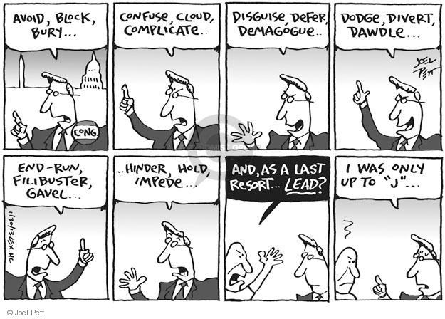 Joel Pett  Joel Pett's Editorial Cartoons 2013-01-30 legislation